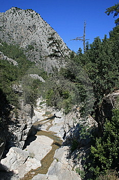 Taurus Mountains Royalty Free Stock Image - Image: 8633836