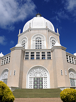 Bahai Temple Royalty Free Stock Photography - Image: 8633937