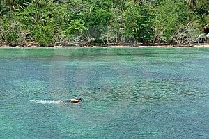 Thai Sea Island, Trang Province, Thailand. Stock Photos - Image: 8634373