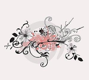 Decorative Background Stock Image - Image: 8634821