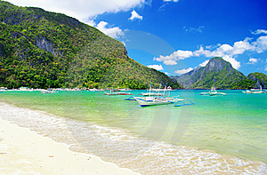 Tropical Island Royalty Free Stock Images - Image: 8635009