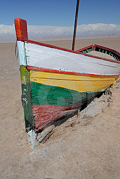 Wooden Boat Royalty Free Stock Photos - Image: 8635308