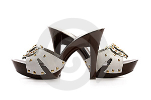 New Woman Shoes Stock Photography - Image: 8635582