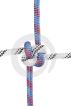 Corde Rampicanti Immagine Stock - Immagine: 8635831