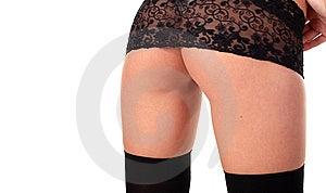 Buttocks Stock Image - Image: 8636031