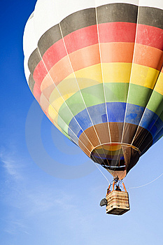 Lone Balloon Stock Photos - Image: 8636043