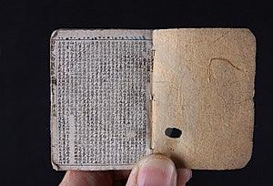 Mini Libro Fotografía de archivo libre de regalías - Imagen: 8636167