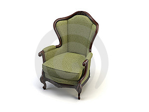 Classic Chair Royalty Free Stock Photo - Image: 8636585
