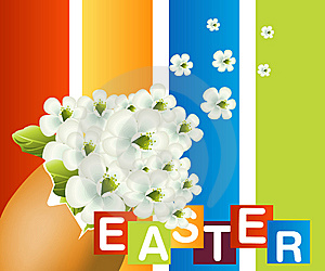 Easter Concept Illustration Stock Photography - Image: 8636682
