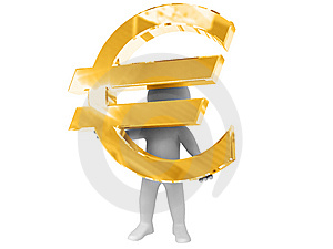 I Have Euro. Stock Photos - Image: 8636763