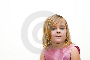 Girl's Portrait Royalty Free Stock Image - Image: 8636956
