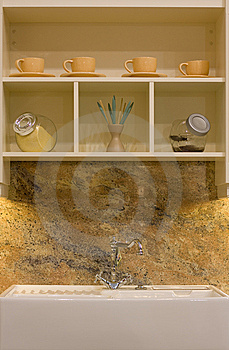 Stylish Dishes Royalty Free Stock Photography - Image: 8636977