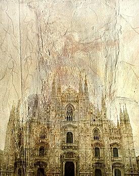Duomo Stock Photo - Image: 8637470