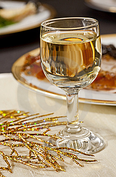 Glass Of Wine Stock Images - Image: 8637704