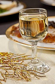 Glas Wijn Stock Afbeeldingen - Afbeelding: 8637704