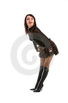 Playful Girl Stock Photography - Image: 8638212