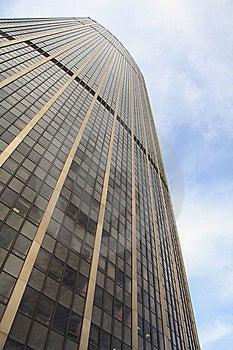 Wolkenkrabber Royalty-vrije Stock Fotografie - Afbeelding: 8638257