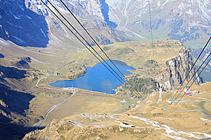 Swiss Alps Stock Photography - Image: 8638382
