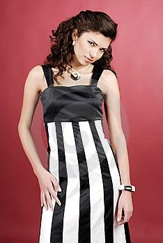 Glamourous Woman Stock Photography - Image: 8638522