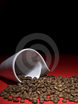 Coffee Beans Royalty Free Stock Photography - Image: 8638867