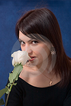 Portrait Girl Royalty Free Stock Images - Image: 8638889