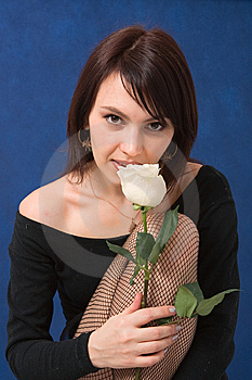 Portrait Girl Stock Image - Image: 8638991