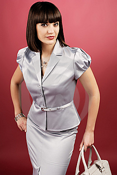 Businesswoman Royalty Free Stock Photos - Image: 8639078