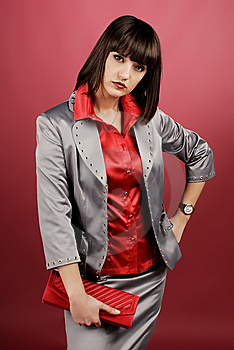 Businesswoman Royalty Free Stock Photography - Image: 8639097