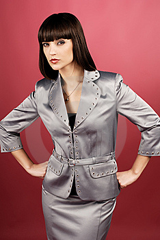 Businesswoman Royalty Free Stock Images - Image: 8639099