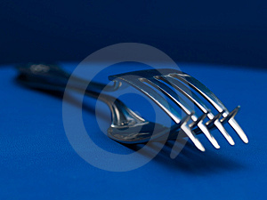 Forks 3 Royalty Free Stock Photography - Image: 8639237