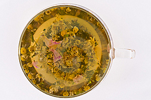 Herbal Tea Stock Photo - Image: 8639240