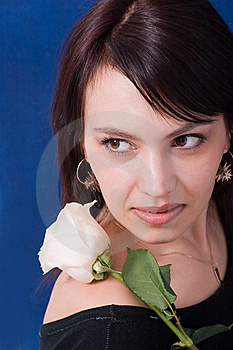 Portrait Girl Royalty Free Stock Image - Image: 8639296