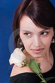 Portrait Girl Royalty Free Stock Image - Image: 8639296