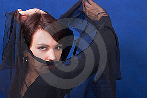 Portrait Girl Stock Photos - Image: 8639463