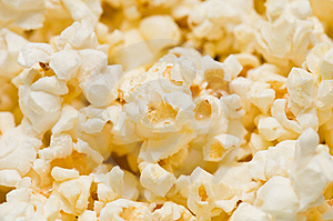 Popcorn Background Royalty Free Stock Images - Image: 8639509