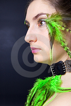 Pretty Woman Royalty Free Stock Image - Image: 8639676