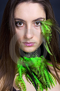 Pretty Woman Royalty Free Stock Photo - Image: 8639705