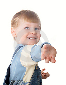 The Child Royalty Free Stock Photo - Image: 8640145