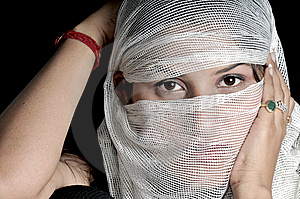 Arabian Girl Stock Photography - Image: 8640232