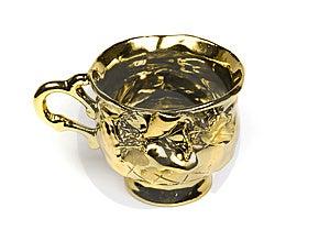 Elegant Tea Cup Stock Images - Image: 8640484