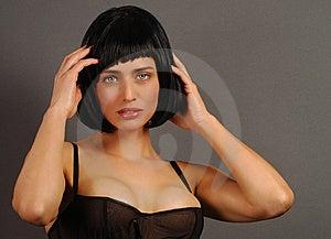 Glamour Model Stock Photos - Image: 8640533