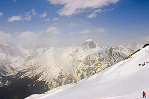 Caucasus Mountain Stock Images - Image: 8640854