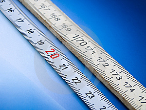 Measure Stock Photo - Image: 8640900