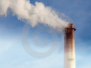 Global Pollution Stock Image - Image: 8641121