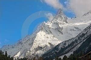 Caucasian Mountain Stock Photography - Image: 8641722