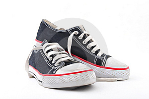 Sneakers Royalty Free Stock Photos - Image: 8641898