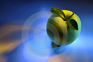Apple Stock Image - Image: 8641961