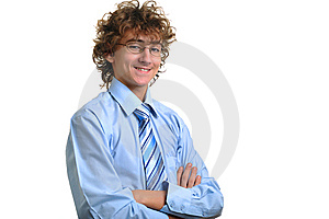 Businessman Portrait Stock Photos - Image: 8642033
