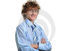 Businessman Portrait Stock Photos - Image: 8642033
