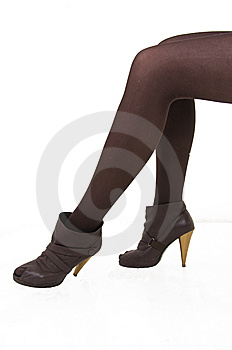 Girls Legs Royalty Free Stock Image - Image: 8642206